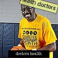 Earl The Pearl Monroe: En levende legende med type 2 diabetes